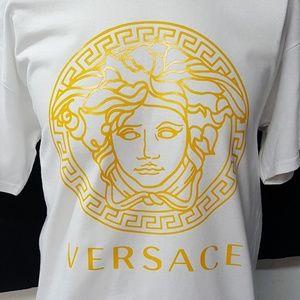 Versace graphic t-shirt